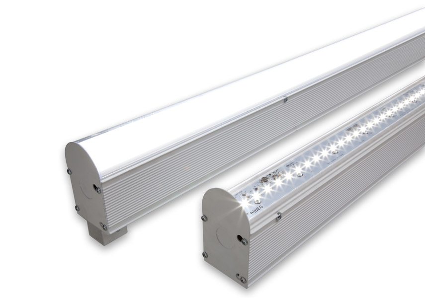 GE Albeo Low Bay LED Group Lighting Fixtures