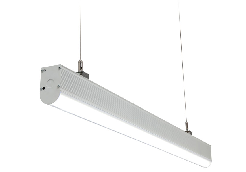 GE Albeo Low Bay LED Linear Lighting Fixtures