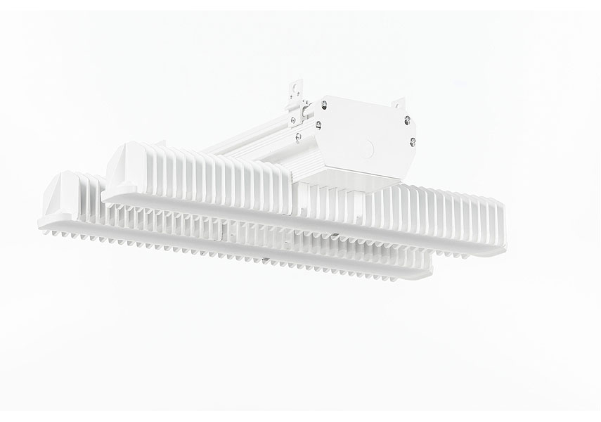 GE Albeo ABHX Series LED Luminaire Two Bar