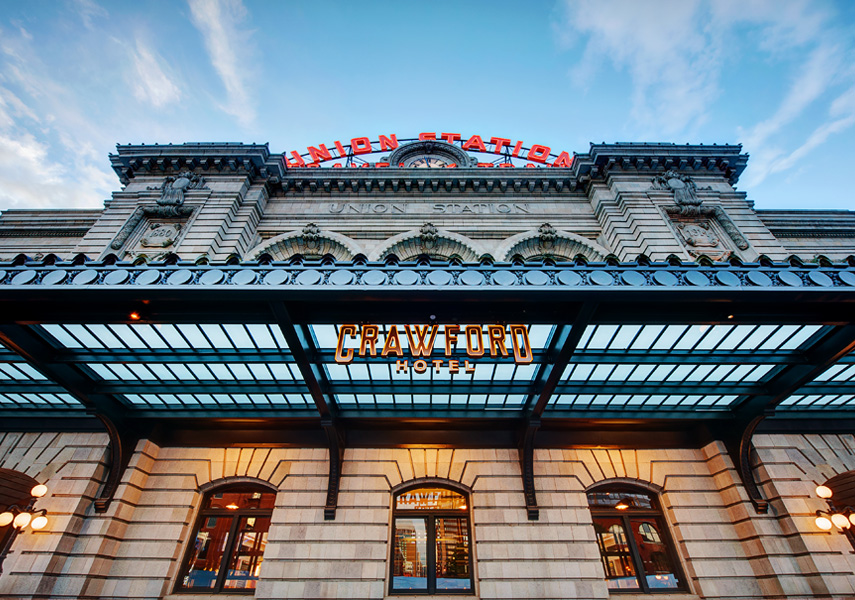 Union Station / Crawford Hotel (Denver, CO)