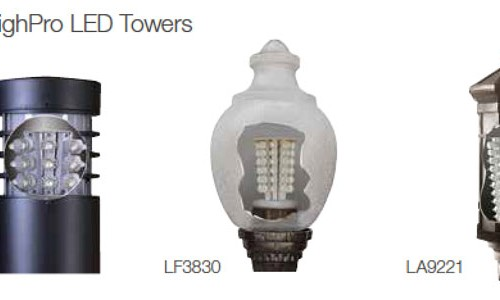 ANP Lighting LED Retrofit Kits Exterior Lighting