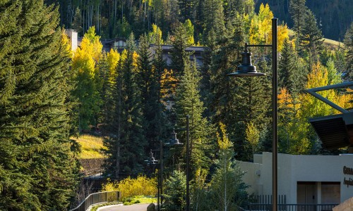 ANP Lighting LED Retrofit Kits Exterior Lighting Betty Ford Park Vail Fisher Lighting & Controls