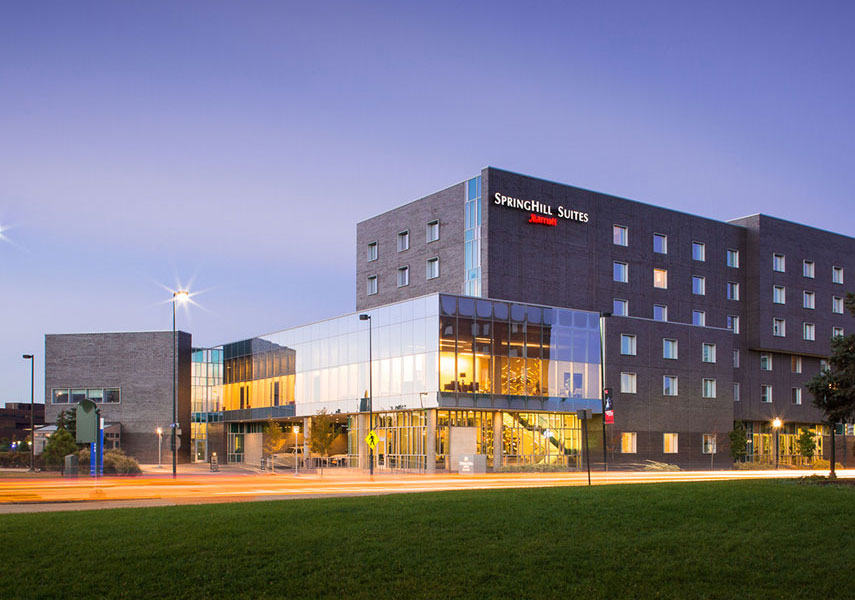 Metropolitan State University / Springhill Suites By Marriott (Denver, CO)