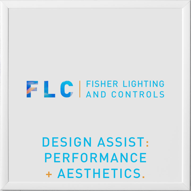 Fisher Lighting and Controls Art Hotel Denver Colorado CO Hospitality Design Architecture Davis Corporex Fire Terrace Bar Restaurant Rep Representative Design Logo