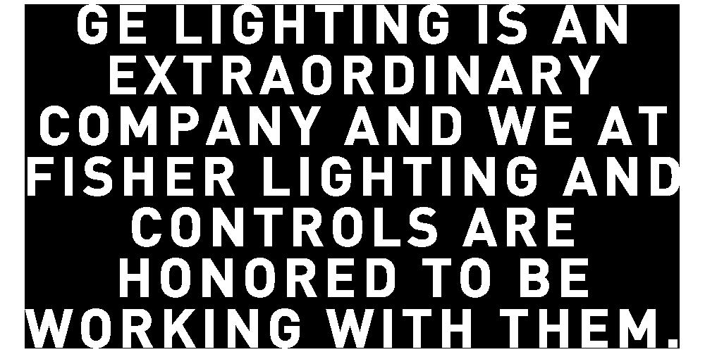 Fisher Lighting and Controls GE Lighting Partners Reps Representatives Denver Colorado CO