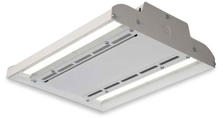 Fisher Lighting Controls GE Current Albeo ABV1 LED High Bay Warehouse HD Supply Denver Colorado