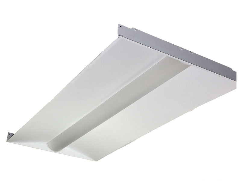 Fisher Lighting and Controls Denver Colorado Rep Representative LSI Industries AirLink Wireless Lighting Controls Energy Savings Featured Product Low Profile Recessed Troffer LPASC LED