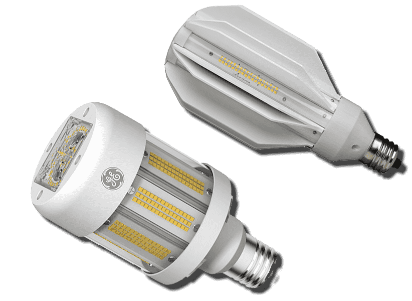 Fisher Lighting and Controls GE Current General Electric Lamps and Ballasts LED HID Metal Halide Replacement Lamps