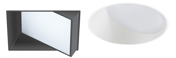and Controls Rep Sales Denver Colorado CO LED Reggiani European Lighting Mood Downlights Denver Colorado Littleton Rep Agency Project Case Study Round Square Wall Washer LED