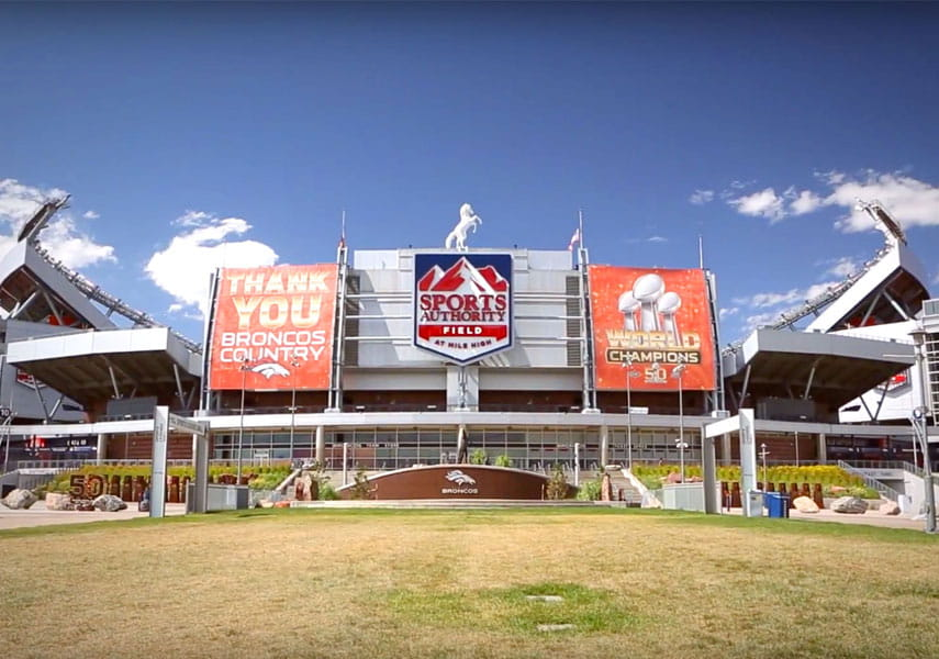 Mile High Stadium (Denver, CO)